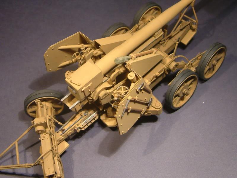 12.8cm Kanone  (Trumpeter 1/35) DSCF0175-1