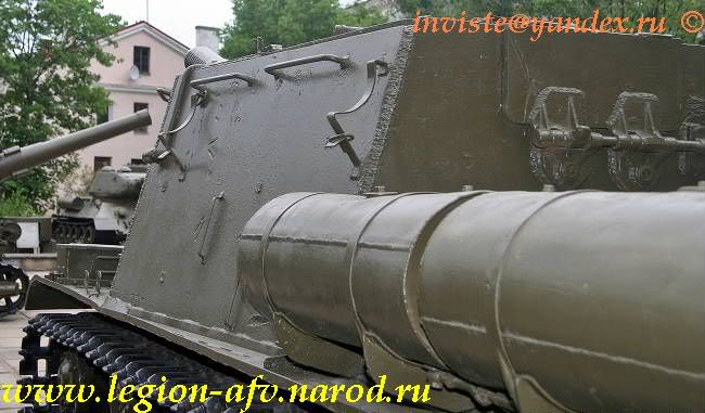 SU-152 boite tamiya 1/35 ISU-152_Minsk_025