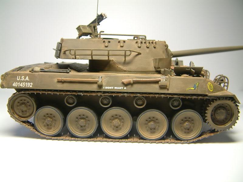 M18 HELLCAT (maquette AFV,1/35) 070109