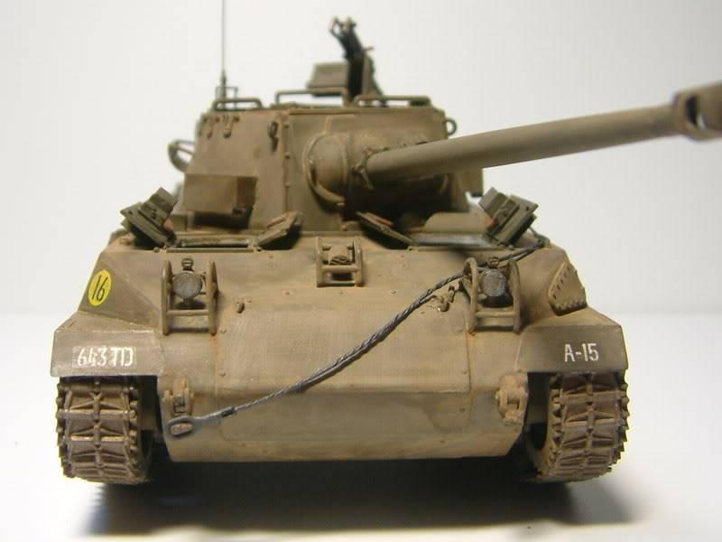 M18 HELLCAT (maquette AFV,1/35) 0701091