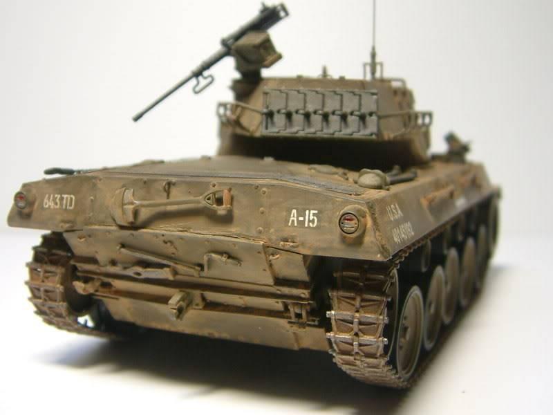 M18 HELLCAT (maquette AFV,1/35) 0701092