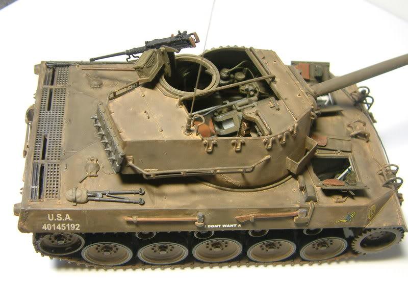 M18 HELLCAT (maquette AFV,1/35) 0701093