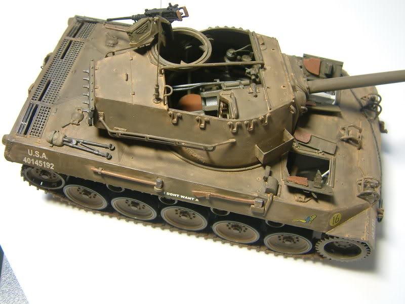 M18 HELLCAT (maquette AFV,1/35) 0701094
