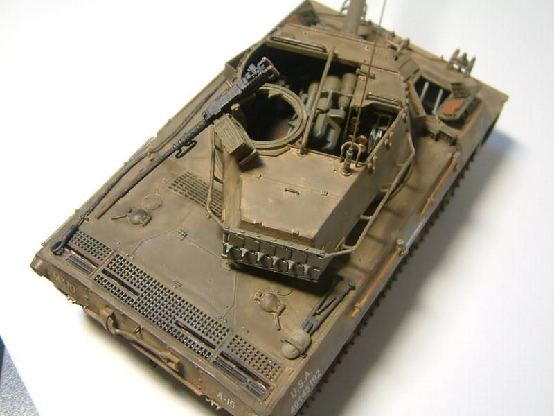 M18 HELLCAT (maquette AFV,1/35) 0701095