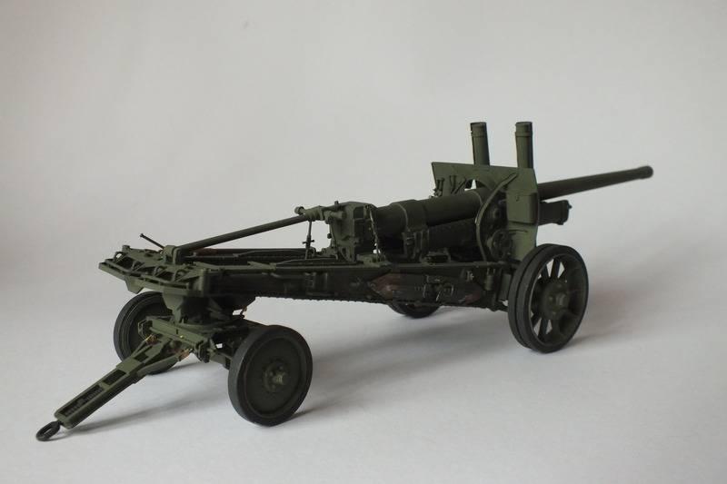 SOVIET 122m M1931/1937    Trumpeter1/35 DSCF0220_zpsb9rsv1mf