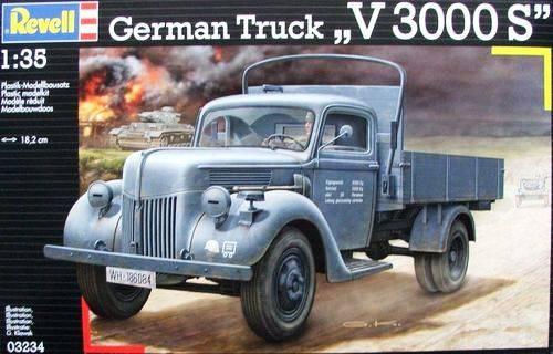 V 3000 S Revell  1/35 German-truck-v3000s-revell-03234-modelys_zpszoaij5ix