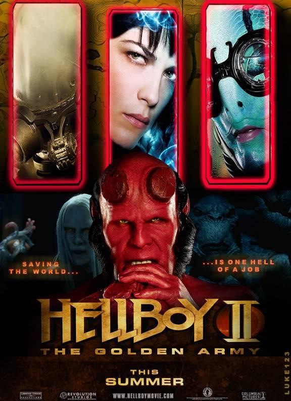 Hellboy II in hindi original Quality Hellboy2v2