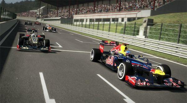 "Demo de ""F1 2012"" chegará em 10/09 ao Xbox 360; PC e PS3 no dia 11  F12012"