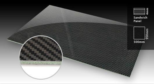 Pièces diverses - suite Panel-4mm-single-950-500