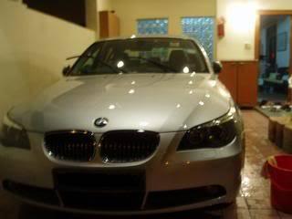 Mobile Polishing Service !!! BMW