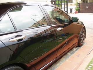 Mobile Polishing Service !!! HondaAccordRearSide