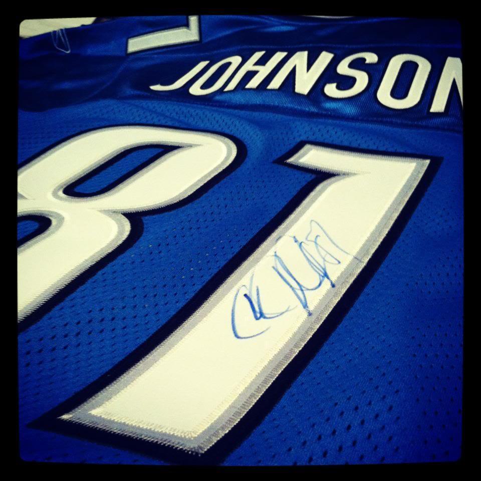 Calvin Johnson Jersey Autographed 395237_10151085193385335_738965334_22449841_404325436_n