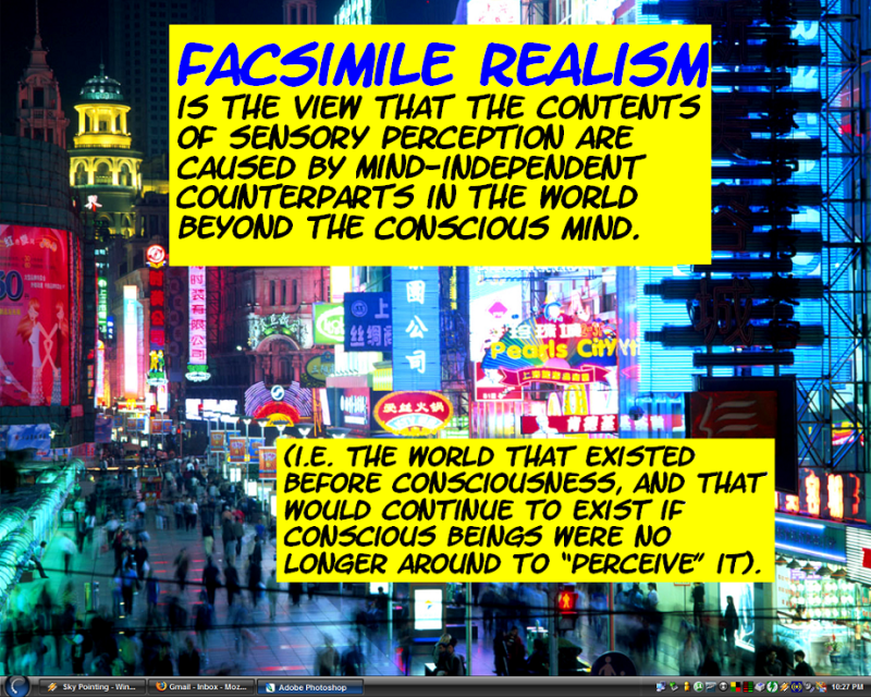 DO WE PERCEIVE THE EXTERNAL WORLD? THIS IS IT---THE FINAL TRUTH! 0externalworld004