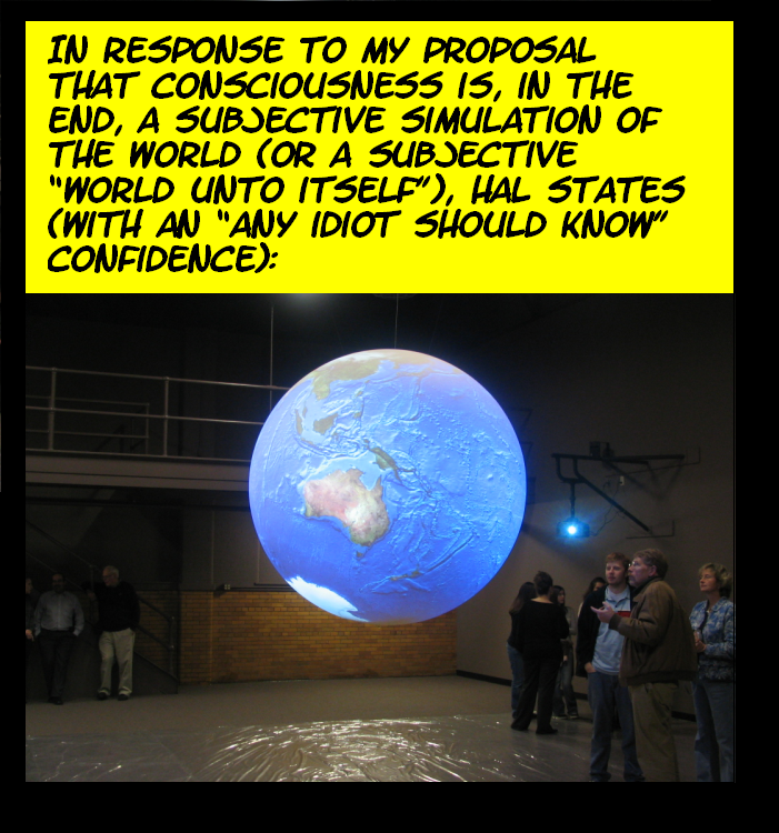 DO WE PERCEIVE THE EXTERNAL WORLD? THIS IS IT---THE FINAL TRUTH! 0externalworld010