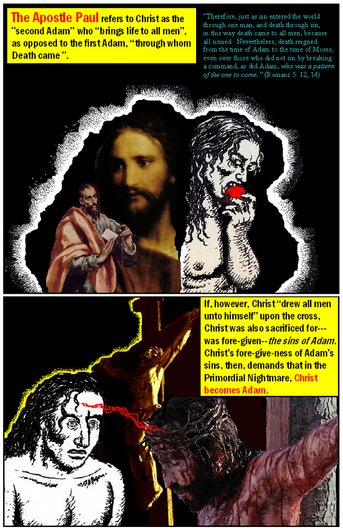 """WEIRD CHRISTIANITY #4: """"For Thine Is The Power..."""" 90PERWeirdChristianity4comicpage-1"""