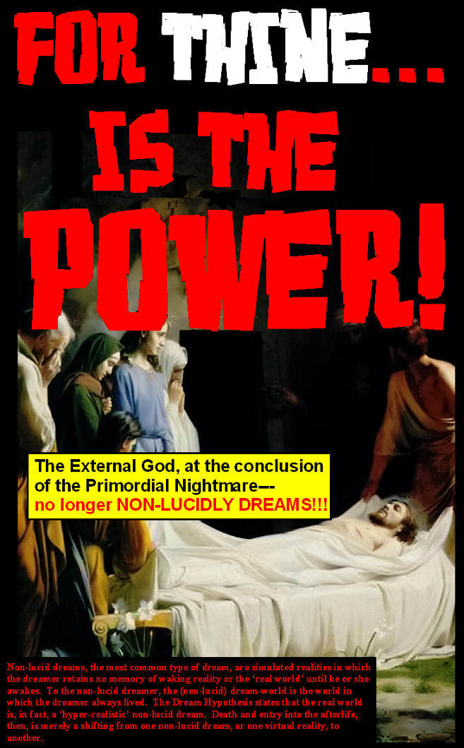 """WEIRD CHRISTIANITY #4: """"For Thine Is The Power..."""" 90PERWeirdChristianity4comicpage50"""