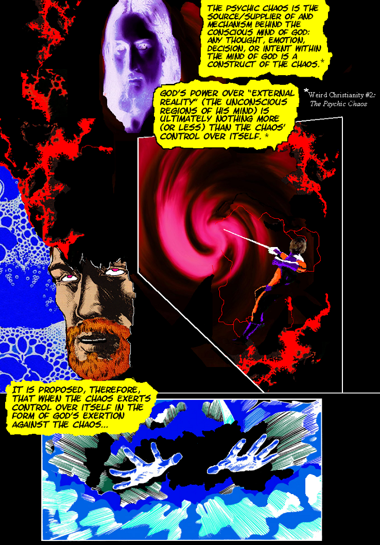 "WEIRD CHRISTIANITY #5: ""Pray To The Lucid Dreamer!"" 90PERWeirdChristianity5comicpage16"