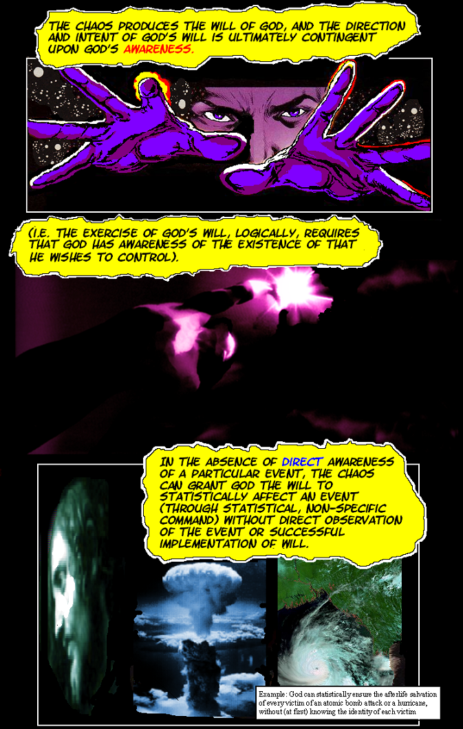 "WEIRD CHRISTIANITY #5: ""Pray To The Lucid Dreamer!"" 90PERWeirdChristianity5comicpage18"