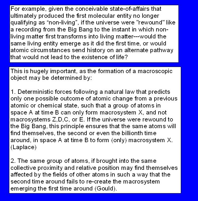 THE FAITH OF THE ATHEIST AND THE CULT OF MOTHER NATURE FaithoftheAtheistILParticleinpic11
