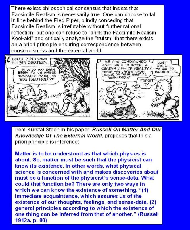 THE FAITH OF THE ATHEIST AND THE CULT OF MOTHER NATURE FaithoftheAtheistILParticleinpic19