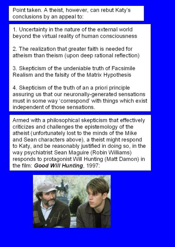THE FAITH OF THE ATHEIST AND THE CULT OF MOTHER NATURE FaithoftheAtheistILParticleinpic28