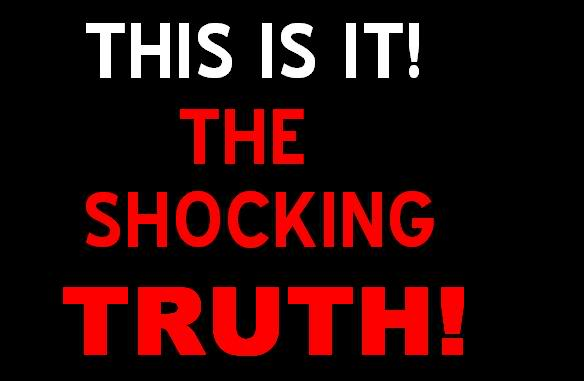 ARE WE RULED BY AN EVIL GOD??? (PART TWO) THESHOCKINGTRUTHLOGO