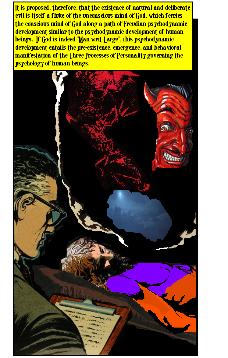 WEIRD CHRISTIANITY Issue 2 : THE PSYCHIC CHAOS! WeirdChristianity2comicpage12-1