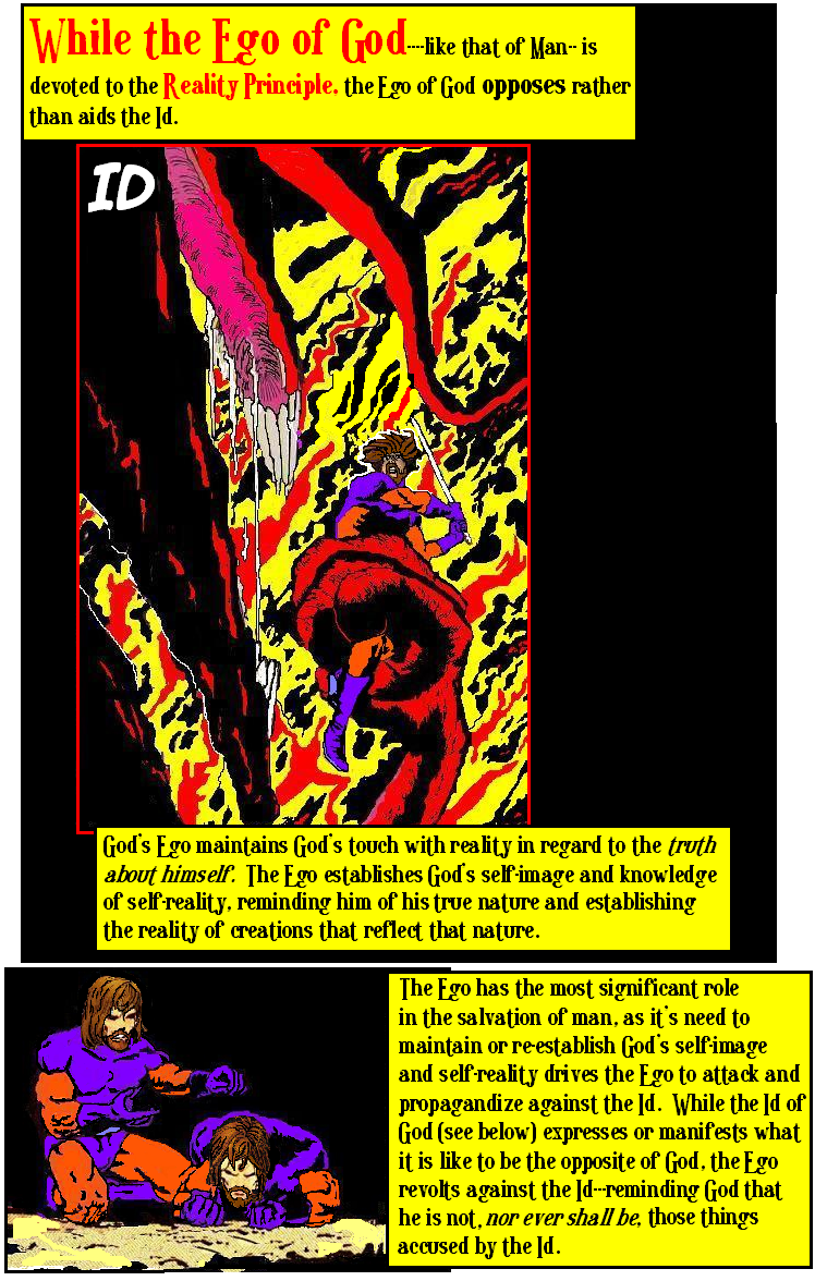 WEIRD CHRISTIANITY Issue 2 : THE PSYCHIC CHAOS! WeirdChristianity2comicpage19