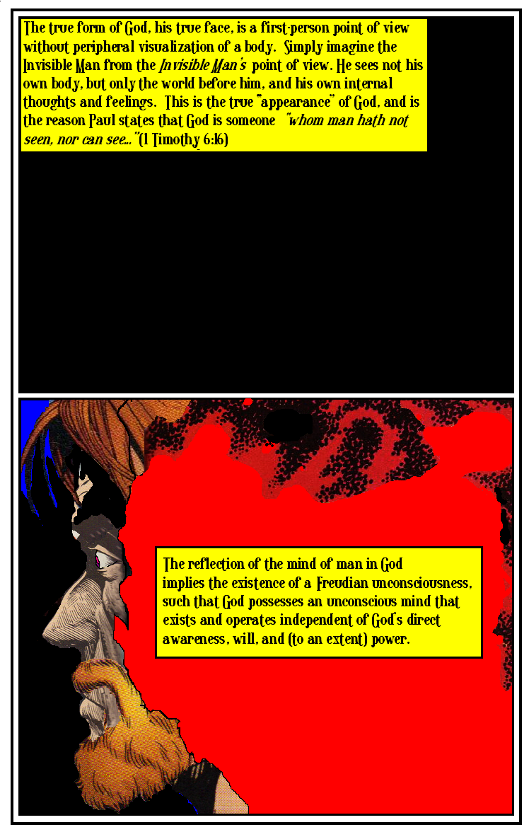 WEIRD CHRISTIANITY Issue 2 : THE PSYCHIC CHAOS! WeirdChristianity2comicpage2