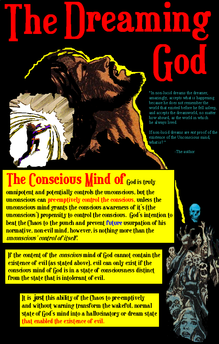 WEIRD CHRISTIANITY Issue 2 : THE PSYCHIC CHAOS! WeirdChristianity2comicpage23-2