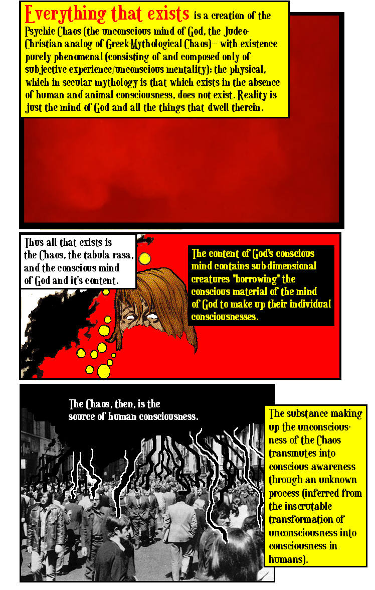 WEIRD CHRISTIANITY Issue 2 : THE PSYCHIC CHAOS! WeirdChristianity2comicpage5