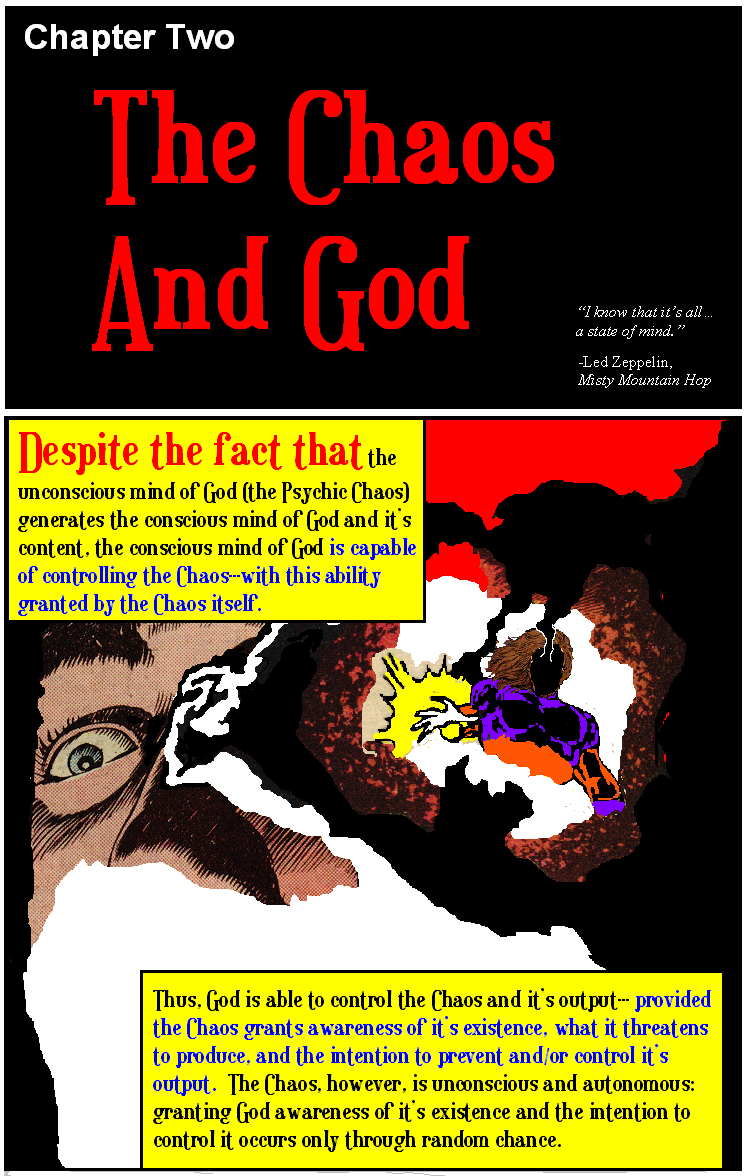 WEIRD CHRISTIANITY Issue 2 : THE PSYCHIC CHAOS! WeirdChristianity2comicpage6