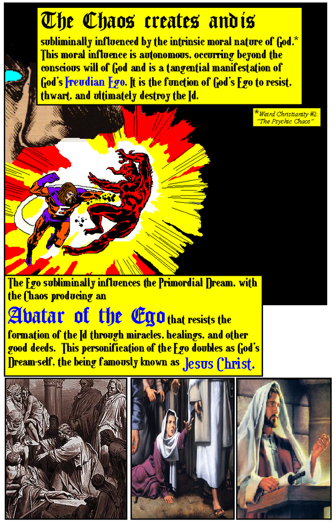 WEIRD CHRISTIANITY Issue 3: THE REIGN OF THE ID WeirdChristianity3comicpage17