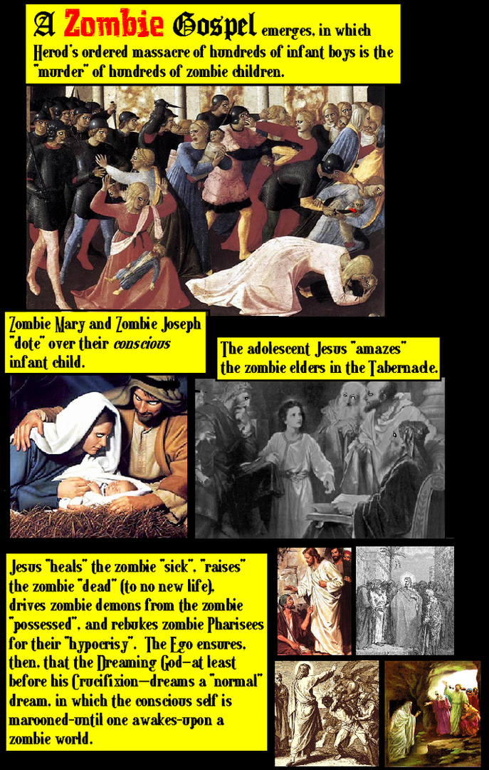 WEIRD CHRISTIANITY Issue 3: THE REIGN OF THE ID WeirdChristianity3comicpage19