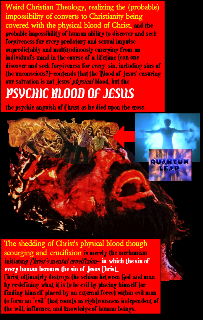 WEIRD CHRISTIANITY Issue 3: THE REIGN OF THE ID WeirdChristianity3comicpage28