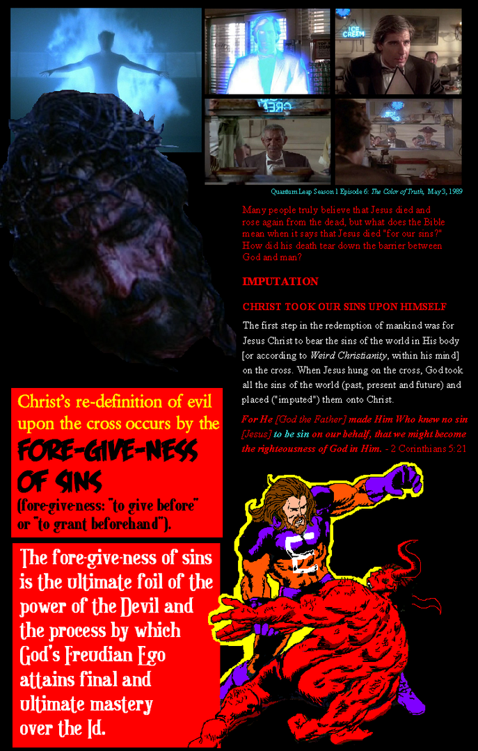 WEIRD CHRISTIANITY Issue 3: THE REIGN OF THE ID WeirdChristianity3comicpage29