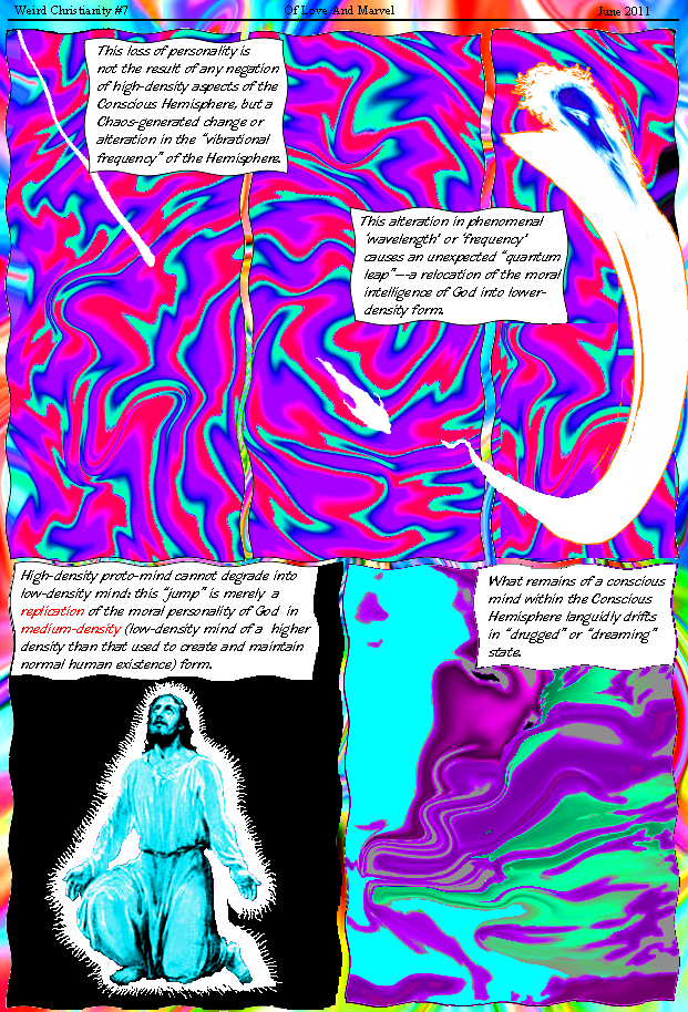 """WEIRD CHRISTIANITY #7 (FINAL ISSUE)....""""OF LOVE AND MARVEL!"""" WeirdChristianity7comicpage20"""
