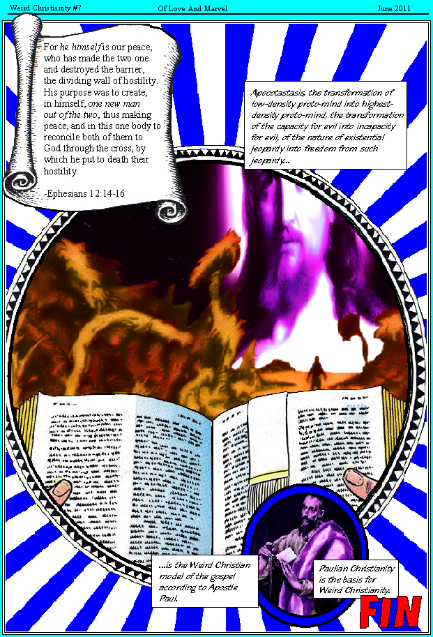 """WEIRD CHRISTIANITY #7 (FINAL ISSUE)....""""OF LOVE AND MARVEL!"""" WeirdChristianity7comicpage26"""