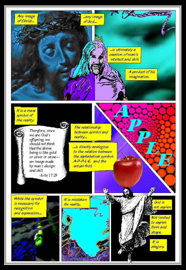 """WEIRD CHRISTIANITY #7 (FINAL ISSUE)....""""OF LOVE AND MARVEL!"""" WeirdChristianity7comicpage30"""