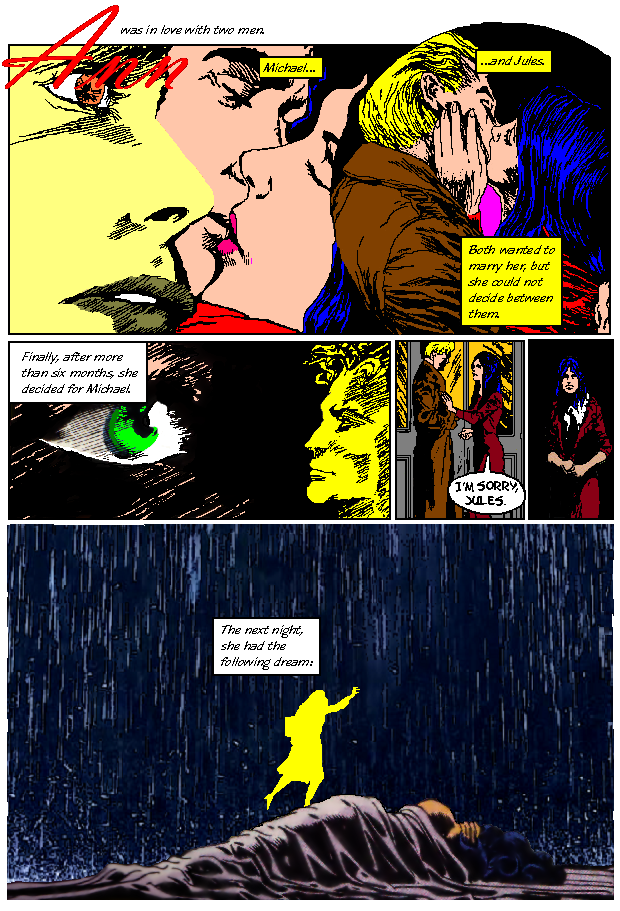 """WEIRD CHRISTIANITY #7 (FINAL ISSUE)....""""OF LOVE AND MARVEL!"""" WeirdChristianity7comicpage34"""