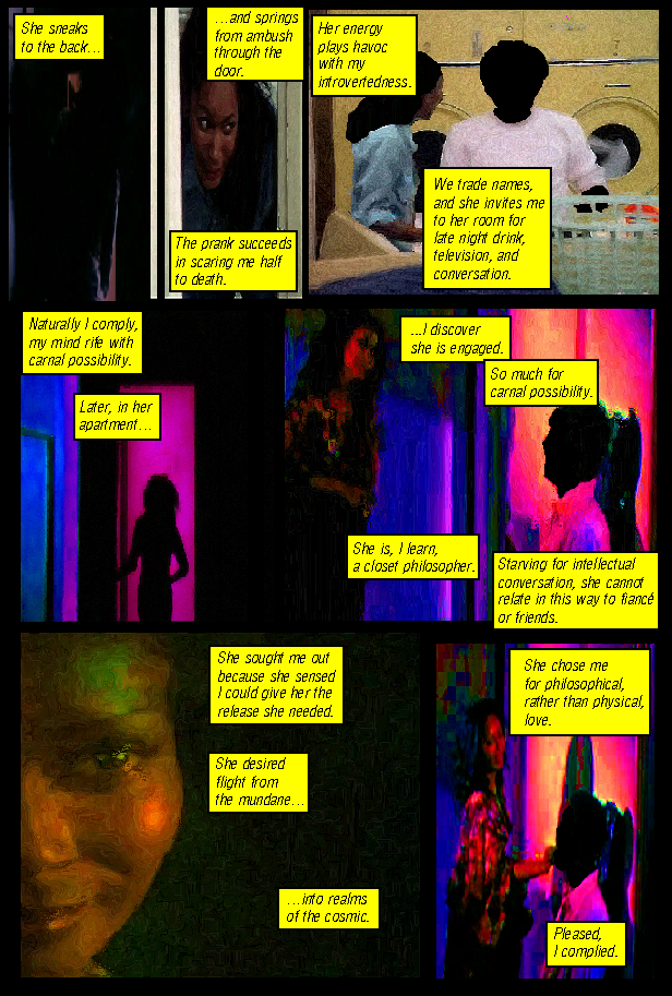 """WEIRD CHRISTIANITY #7 (FINAL ISSUE)....""""OF LOVE AND MARVEL!"""" WeirdChristianity7comicpage44"""