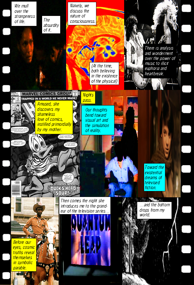 """WEIRD CHRISTIANITY #7 (FINAL ISSUE)....""""OF LOVE AND MARVEL!"""" WeirdChristianity7comicpage45"""