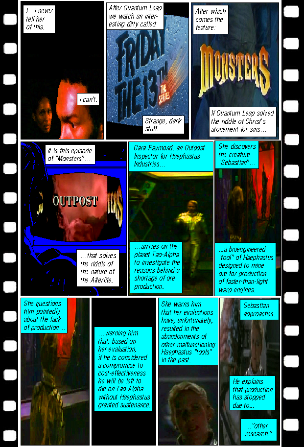 """WEIRD CHRISTIANITY #7 (FINAL ISSUE)....""""OF LOVE AND MARVEL!"""" WeirdChristianity7comicpage47"""