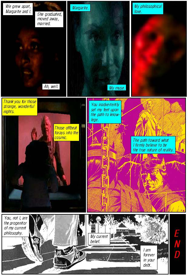 """WEIRD CHRISTIANITY #7 (FINAL ISSUE)....""""OF LOVE AND MARVEL!"""" WeirdChristianity7comicpage57"""