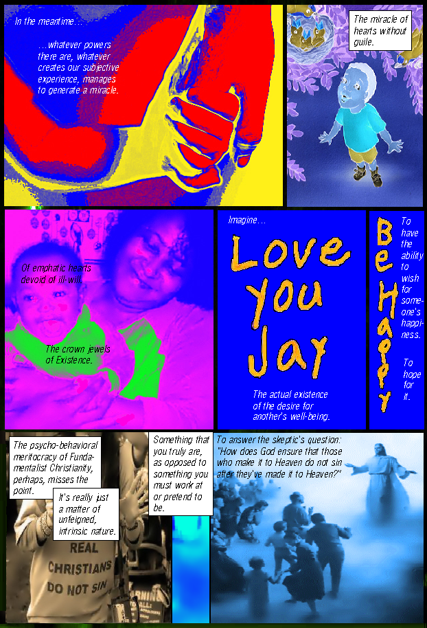 """WEIRD CHRISTIANITY #7 (FINAL ISSUE)....""""OF LOVE AND MARVEL!"""" WeirdChristianity7comicpage63"""