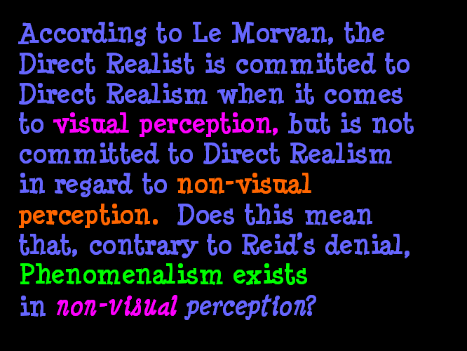 AT LAST! PROOF THAT WE DO NOT PERCEIVE THE EXTERNAL WORLD: THE END Chapter3-59