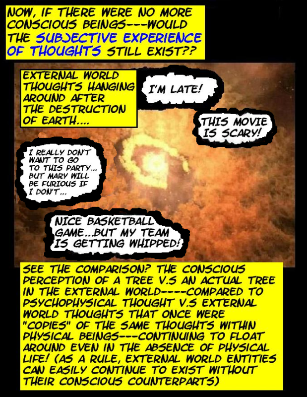 DO WE PERCEIVE THE EXTERNAL WORLD? THIS IS IT---THE FINAL TRUTH! Externalworld26-1