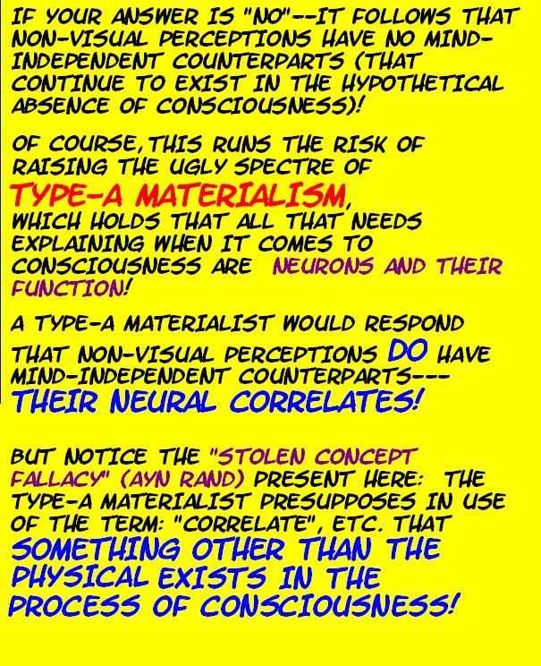 DO WE PERCEIVE THE EXTERNAL WORLD? THIS IS IT---THE FINAL TRUTH! Externalworld28-2