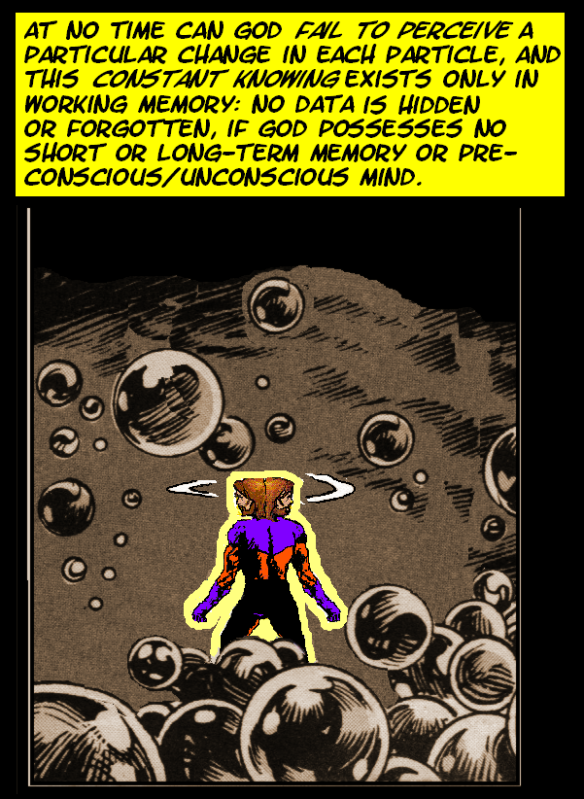 WEIRD CHRISTIANITY Issue 1: The Problem With Omniscience Omnisciencefullcomicpage11png