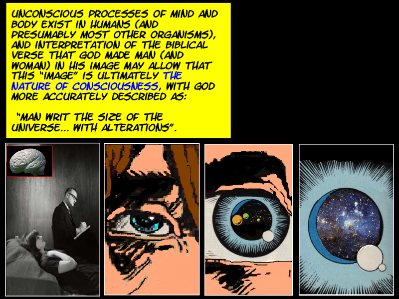 WEIRD CHRISTIANITY Issue 1: The Problem With Omniscience Omnisciencefullcomicpage22-1